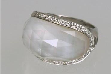 Stephen Webster Crystal Haze Diamond Ring