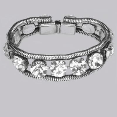 Butler & Wilson 1980's Diamante Bracelet