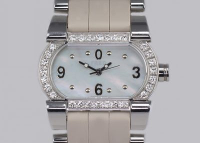 Fred de Paris Move 1 Diamond Bezel Watch