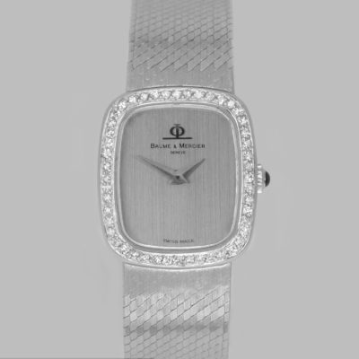 Baume & Mercier Diamond Watch