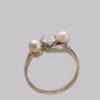 old cut diamond ring
