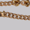 hallmarked 9ct gold bracelet