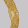 Vintage Rolex Precision 18ct Gold Bracelet Watch