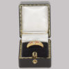 antique ruby ring in box