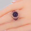Castaldi Ring on Finger