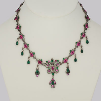 Austro Hungarian Victorian Necklace