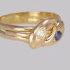 15ct snake ring